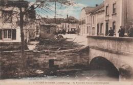 MONDORF Les BAINS - La Frontière Franco-luxembourgeoise - Bad Mondorf