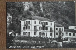 LAVENO -ALBERGO ITALIA  -.,,BELLISSIMA - Italia