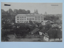 Ukraine 178  Bukowina Buczacz 1916 Gimnazyum - Ukraine