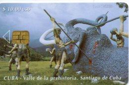 éléphant Elephant Animal Télécarte Phonecard Cuba W57 - Cuba