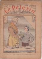LE PELERIN 1933 22 Janvier: Bonne Fête Maman, Soupe Populaire à Paris, Le Centaure ... - Books, Magazines, Comics