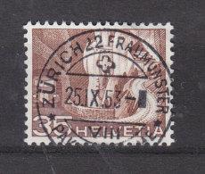 1949  N°304  OBLITERATION CENTRALE   CATALOGUE ZUMSTEIN - Suisse