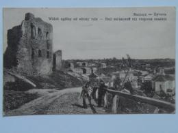 Ukraine 183 Bukowina Buczacz 1916 Widok Ogolny Od Strony Ruin 7531 - Ukraine