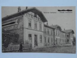 Ukraine 185 Bukowina Buczacz Buchach  1916 Dworzec Kolejowy 7532 - Ukraine