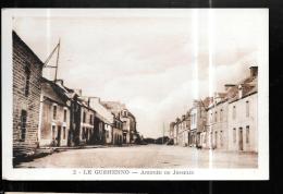 N°2  -  Le Guehenno Arrivée De Josselin    ( Trait Blanc Défaut De Scan ) - Odd37 - France