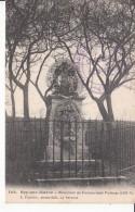 Cp , 94 , BRY-sur-MARNE , Monument Du Commandant Podenas (1870-71) - Bry Sur Marne