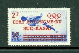 Sud / Zuid Kasaï 1961 OBP/COB 18** MNH - Sud-Kasaï