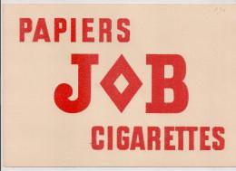 BUVARD JOB PAPIER CIGARETTES - Tabac & Cigarettes