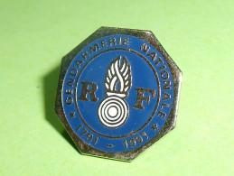 Pin's / Militaria : Gendarmerie Nationale    TB1(17a) - Militaria