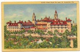 L44A_531 - Saint-Augustine - Hotel Ponce De Leon - St Augustine