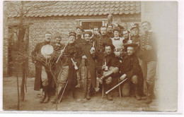 Camp De Beverloo (afgestempeld) Fotokaart - Leopoldsburg (Camp De Beverloo)