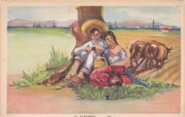 Mexico El Almuerzo Romantic Couple
