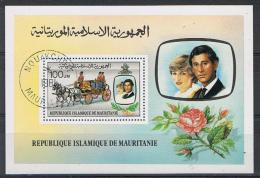 Mauritanie Y/T Blok 32 (0) - Mauritanie (1960-...)