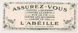 BUVARD L'ABEILLE - Bank & Insurance