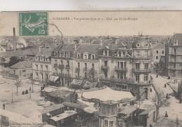 SAINT NAZAIRE          VUE PANORAMIQUE  COTE RUE ALIDE BENOIST - Saint Nazaire