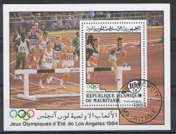 Mauritanie Y/T Blok 41 (0) - Mauritanie (1960-...)
