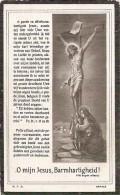 DP.  MARIA MOONENS - SCHEPDAEL 1858 - 1916 - Religion & Esotericism