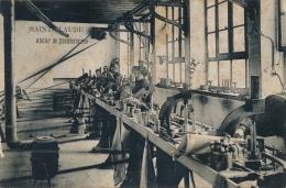 39 - SAINT-CLAUDE - Jura - Atelier De Diamantaires - Saint Claude