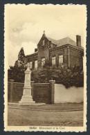 CPA - MELLET - Monument Et La Cure   // - Les Bons Villers