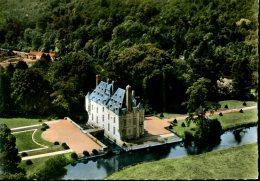 27 - En Avion Au Dessus De...Breuilpont : Château De La Folletière - Autres Communes