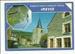 Vresse Un Bonjour De ( Pêcheur ) - Vresse-sur-Semois