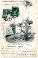 CPA - ARMENTIERES-ECOLE NATIONALE PROFESSIONNELLE-FRAISEUSE UNIVERSELLE - 1908 - Petites Taches - Armentieres