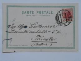 Turkey 31 Constantinople Osster Post  10 Centimes - 1858-1921 Impero Ottomano