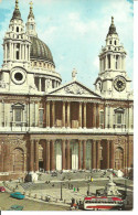 Regno Unito (Inghilterra, Great Britain) London, St. Paul's Cathedral, Cattedrale Di St. Paul - St. Paul's Cathedral