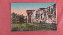 Damas  -Mur Par Ou Saint  Paul S'est Enfui   =ref 2219 - Syria