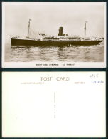 BARCOS SHIP BATEAU PAQUEBOT STEAMER [BARCOS #0165] - BOOTH LINE - HILARY - LIVERPOOL - Dampfer