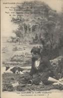 CPA – FRANCE – Folklore – BRETAGNE  - Les Chansons De Botrel Illustrées « La Chanson Du Pa - Musique