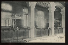Montbrison La Caisse D Epargne (interieur)  Rare Vue - Montbrison