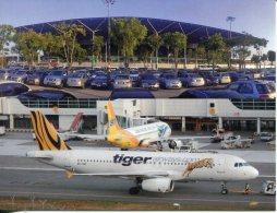 Malaysia Airport - Penang International Airport - Aéroport - Aérodromes