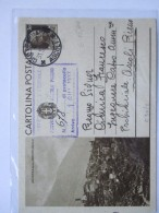 1937 Cartolina Postale TURISTICA Foto ENIT Cent.30 Anversa Degli Abruzzi Aquila Viaggiata - Entero Postal