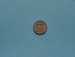 1930 G - 25 Ore / KM 785 ( Uncleaned Coin / For Grade, Please See Photo / Scans ) !! - Suède