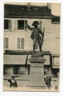 Ref 198 - REMIREMONT - Le Monument Du Volontaire De 1792 (1910) - Remiremont