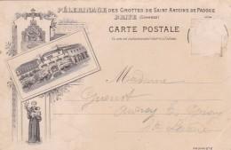 BRIVE LA GAILLARDE - CORREZE   (19)  -  PEU COURANTE CPA - Brive La Gaillarde