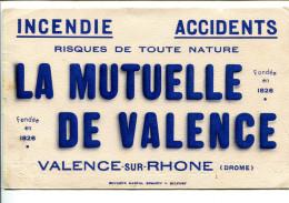 BDV3 Buvard Drome, Valence Sur Rhone Assurance La Mutuelle - Banque & Assurance