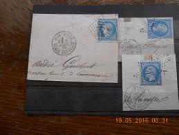 Lot Du23-05-2016_15_beau Lot ,belle Cote.pour Pc Et GC. - 1863-1870 Napoléon III. Laure