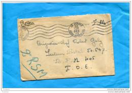 MARCOPHILIE-guerre Indochine-lettre Françe -F M Pour  Sp 50647  T O E-BPM 405 -cad  -1948 - Marcophilie (Lettres)