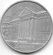 *estonia 2 Krooni 1932  Km 13  Xf+  !!!! Catalog Val 80,00$ - Estonie