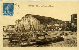 76 YPORT ++ Plage Et Falaise D'Amont ++ - Yport
