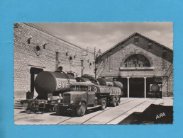 THUIR - BYRRH - Gare D'expédition Taille 9 X 14 - France