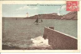 50741   Le Conquet  Pointe Et Phare De Kermorvan - Le Conquet