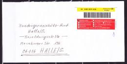 E-291, BRD, Express Brief, Briefzentrum 29 Vom 02.02.2005; 2 Bilder - BRD
