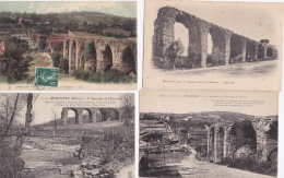 16 / 5 / 355  -  LOT  DE  7  CPA  DE  BEAUMONT ( ENV.  DE  LYON  ) - Postkaarten