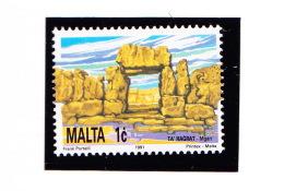 Malta 1991 - Archéologie