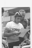 DUCREUX . 2 Scans. Cyclisme. Lire Descriptif. Lyonnais - Ciclismo