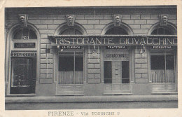 Italie - Firenze Florence -  Ristorante Giovacchino 2 Via Tosinghi - Firenze
