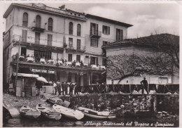 Italie -  Lago Maggiore - Isola Bella - Albergo Ristorante Del Vapore E Sempione - Verbania
